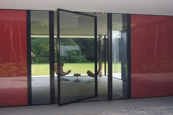 TH+ Pivotante de Vitrocsa | Portes-fenêtres