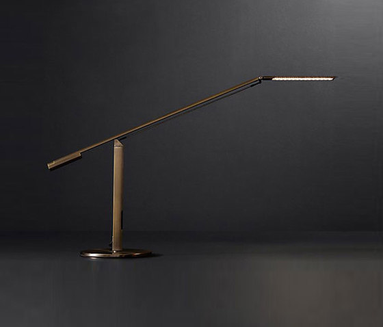 Equo LED Task Table Lamp by RH Contract | General lighting