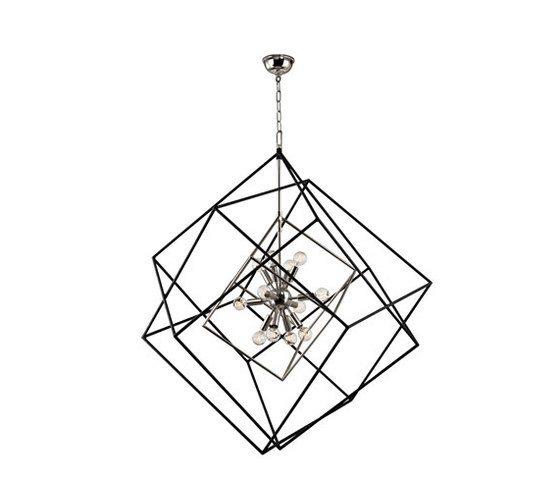 Hudson Valley Lighting Bourne: ROUNDOUT - Suspensions De Hudson Valley Lighting