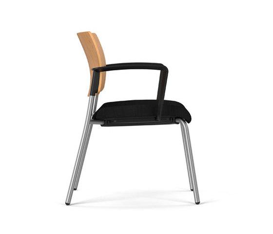 Focus Side di SitOnIt Seating | Sedie multiuso