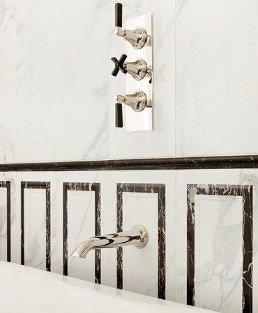 Style Modern concealed shower set by Samuel Heath | Bath taps