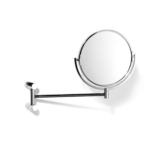 Xenon pivotal mirror, plain/magnifying (x5) by Samuel Heath | Bath mirrors