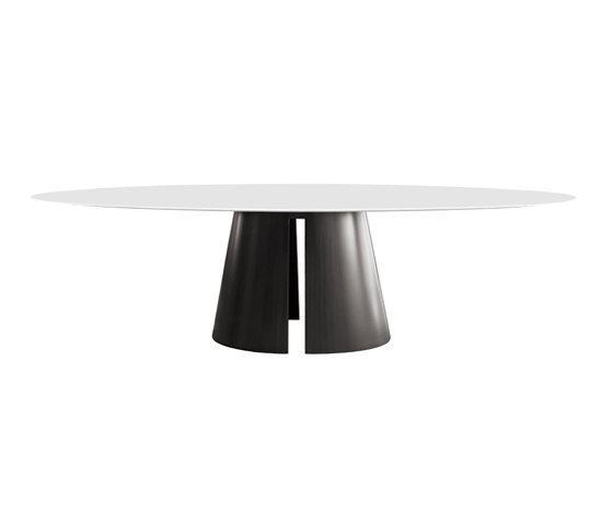 Fuego Round Dining Table de Powell & Bonnell | Dining tables
