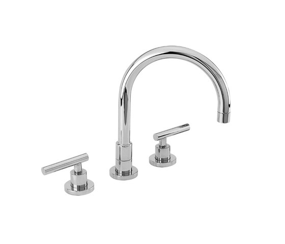 East Linear Series - Kitchen Faucet 9901L by Newport Brass | Kitchen taps