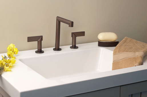 Keaton by Newport Brass | Wash basin taps