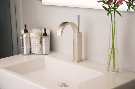 Secant Faucet by Newport Brass | Wash basin taps