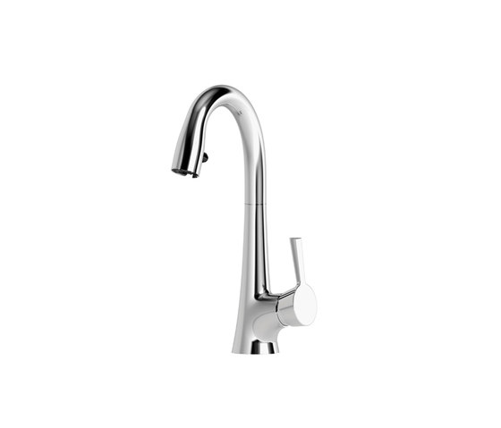Vespera Series - Prep/Bar Faucet 2500-5203 by Newport Brass | Kitchen taps