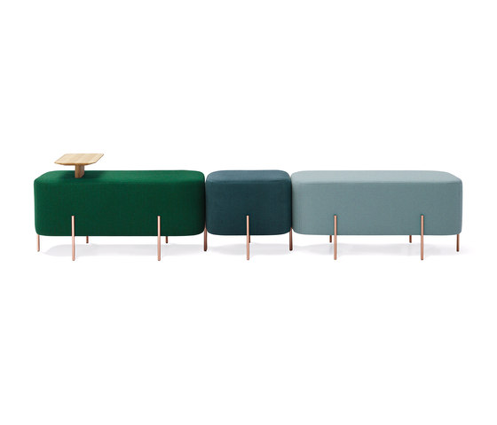 Elephant by Sancal | Waiting area benches