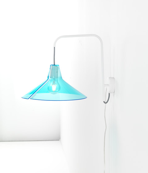 Jupe | wall lamp by Skitsch by Hub Design | Wall lights