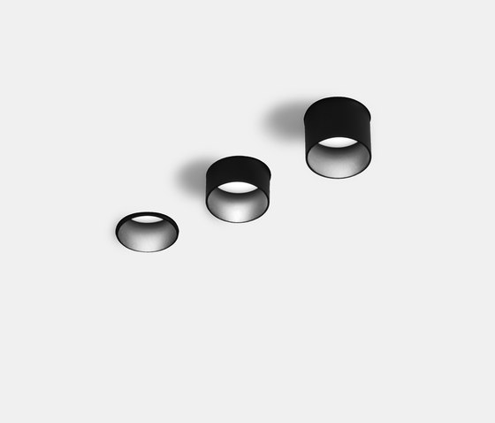 MOVE IT 45 round trimless de XAL | Plafonniers encastrés