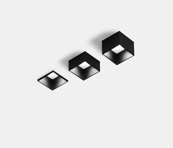 MOVE IT 45 square by XAL | Recessed ceiling lights
