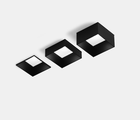 MOVE IT 85 square by XAL | Recessed ceiling lights