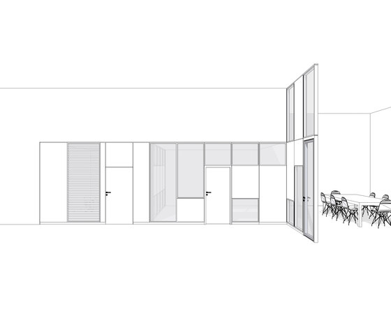 Structural Glazing de INTEK | Vidrios acústicos