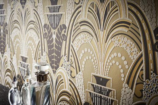Tivoli de Zoffany | Revestimientos de paredes / papeles pintados