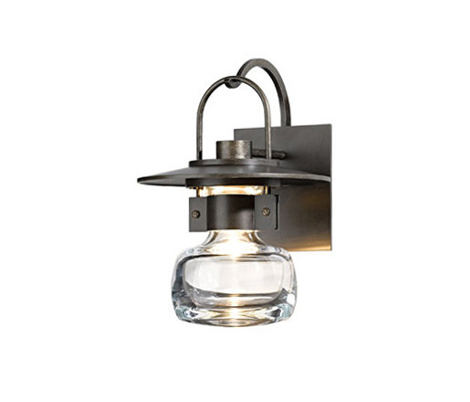Mason Outdoor Sconce de Hubbardton Forge | Lámparas exteriores de pared