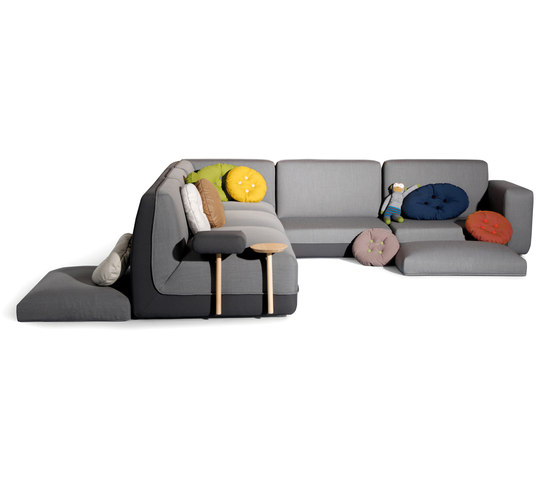 Party by Sancal | Modular seating systems
