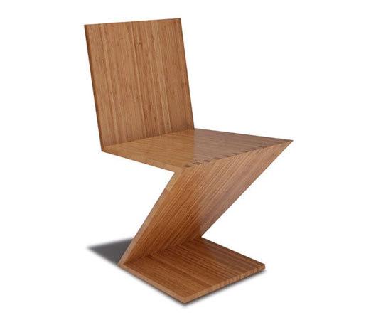 Bamboo Zee Chair de Pfeifer Studio | Sillas