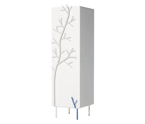 Rami | single-door wardrobe de Skitsch by Hub Design | Penderies