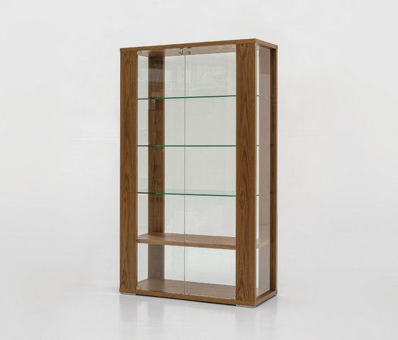 Aurora by Tonin Casa | Display cabinets