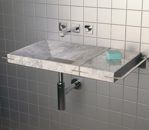 SYNC System by Stone Forest | Wash basins