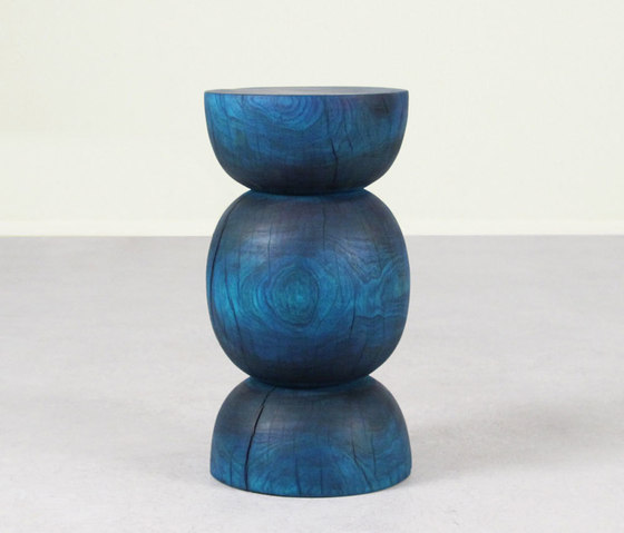 Contempo Turned Table by Pfeifer Studio | Side tables