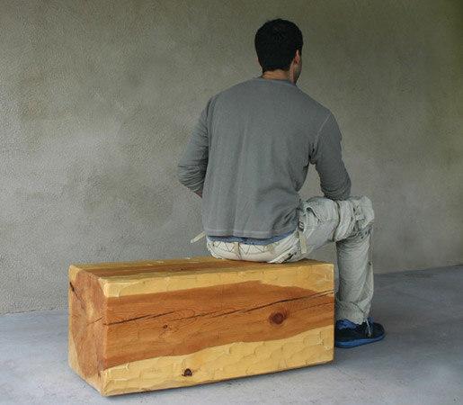Santa Fe Solid Pine Bench de Pfeifer Studio   Benches