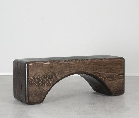 Arco Bench Table di Pfeifer Studio | Panche