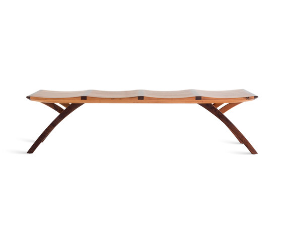 Ylla Bench | Dual tone limited by Sossego | Garden benches