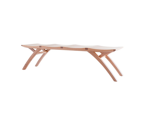 Ylla Bench | Single tone by Sossego | Garden benches