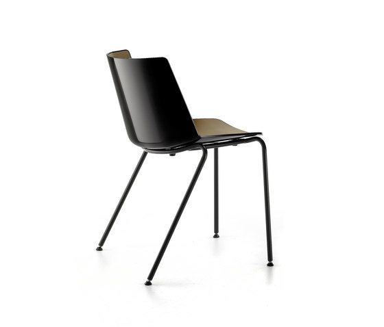 Aïku by MDF Italia | Multipurpose chairs