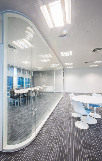Individual solutions by INTEK | Sound absorbing architectural systems