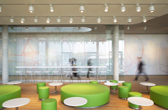 MONOWA silent by INTEK | Sound absorbing architectural systems