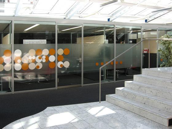 PR wall de INTEK | Vidrios acústicos