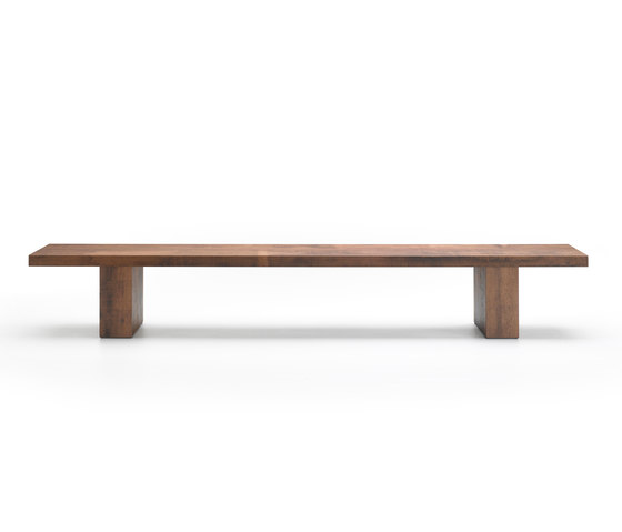 Link 2 Bench by MDF Italia | Benches