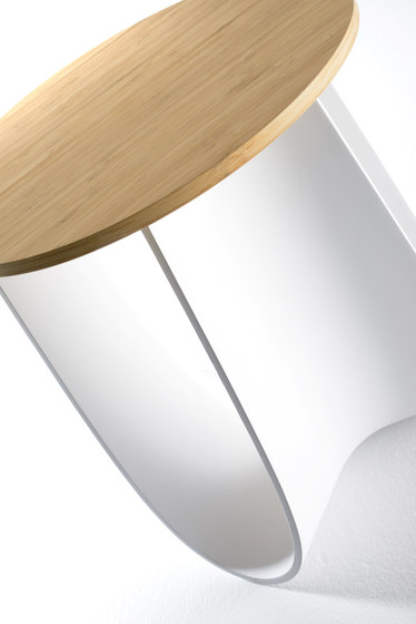 Sag by MDF Italia | Side tables