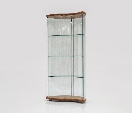 Oregina by Tonin Casa | Display cabinets