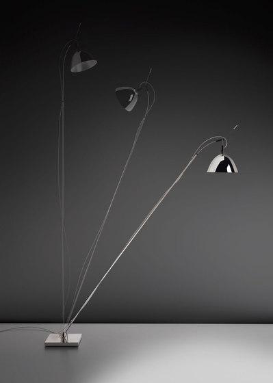 Max. Floor by Ingo Maurer   Free-standing lights
