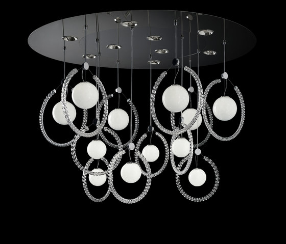 Chechi by Barovier&Toso | Suspended lights