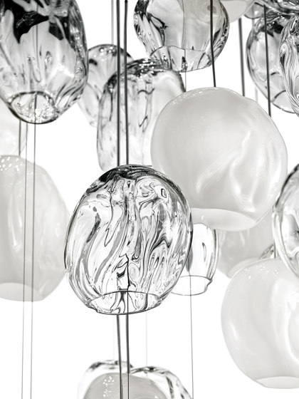 Hanami by Barovier&Toso | Suspended lights