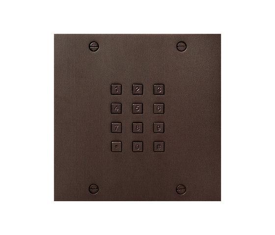 Keypad by FASTTEL BELGIUM | Code locks