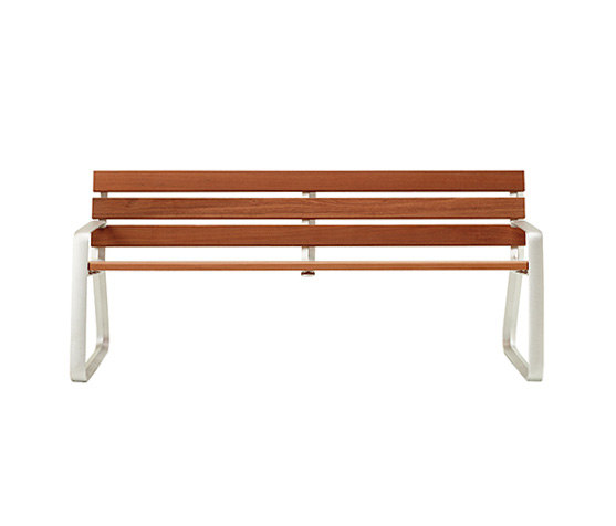 fgp bench benches from landscape forms architonic