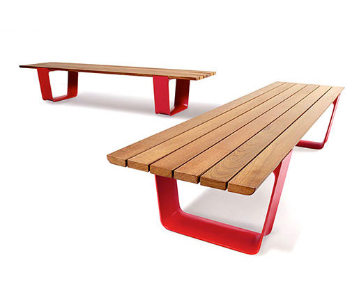 multiplicity bench benches from landscape forms architonic