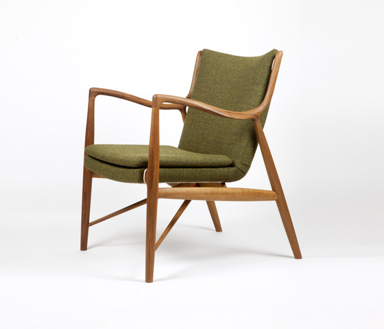45 Chair de House of Finn Juhl - Onecollection | Fauteuils d'attente