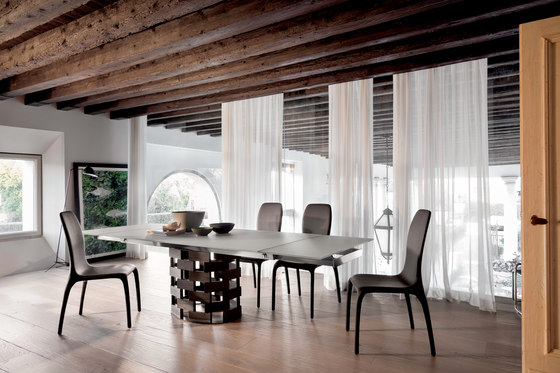 Colosseo by Tonin Casa | Dining tables