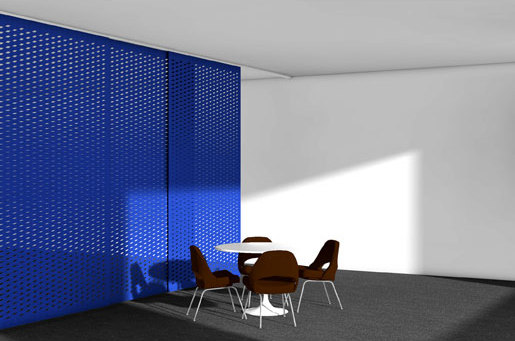 ARO | Array 2 Hanging Panel by FilzFelt | Sound absorbing suspended panels
