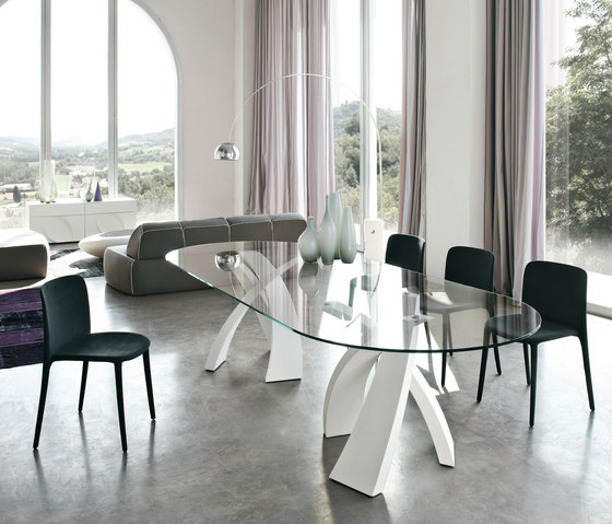 Eliseo by Tonin Casa | Dining tables