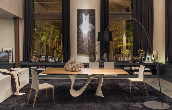 Wave by Tonin Casa | Dining tables