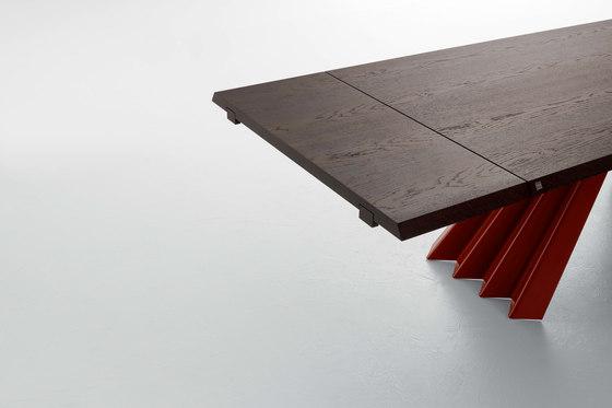 Ventaglio by Tonin Casa | Dining tables
