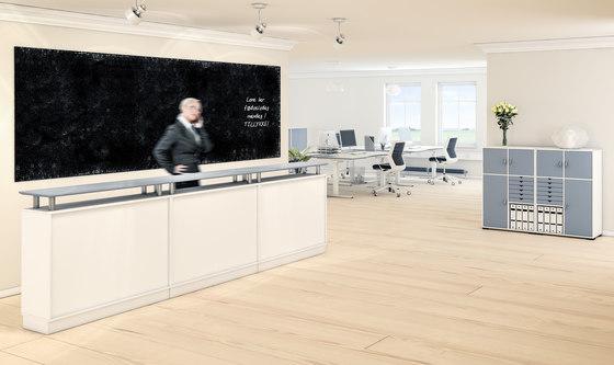 Information Desk von Cube Design | Theken