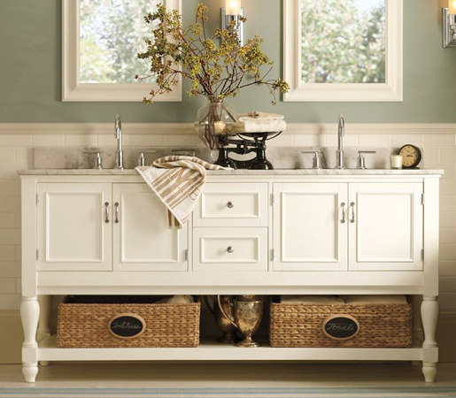 Key Facts. Product: Newport Double Sink Console ...